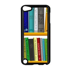 Shelf Books Library Reading Apple Ipod Touch 5 Case (black)