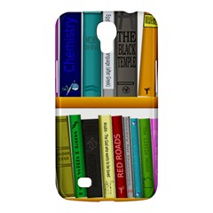 Shelf Books Library Reading Samsung Galaxy Mega 6 3  I9200 Hardshell Case by Nexatart
