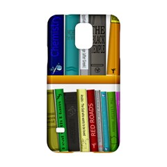 Shelf Books Library Reading Samsung Galaxy S5 Hardshell Case
