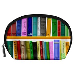 Shelf Books Library Reading Accessory Pouches (large)