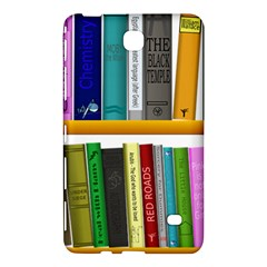 Shelf Books Library Reading Samsung Galaxy Tab 4 (7 ) Hardshell Case