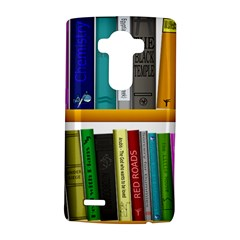 Shelf Books Library Reading Lg G4 Hardshell Case