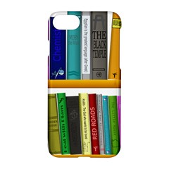 Shelf Books Library Reading Apple Iphone 7 Hardshell Case