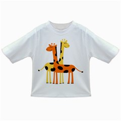 Giraffe Africa Safari Wildlife Infant/toddler T Shirts
