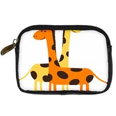 Giraffe Africa Safari Wildlife Digital Camera Cases