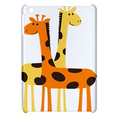 Giraffe Africa Safari Wildlife Apple Ipad Mini Hardshell Case
