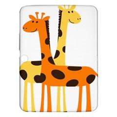 Giraffe Africa Safari Wildlife Samsung Galaxy Tab 3 (10 1 ) P5200 Hardshell Case