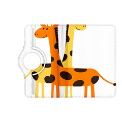 Giraffe Africa Safari Wildlife Kindle Fire Hd (2013) Flip 360 Case