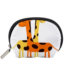 Giraffe Africa Safari Wildlife Accessory Pouches (small)
