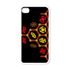Algorithmic Drawings Apple Iphone 4 Case (white)