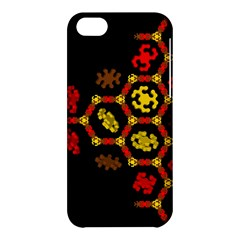 Algorithmic Drawings Apple Iphone 5c Hardshell Case