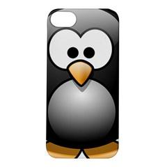 Penguin Birds Aquatic Flightless Apple Iphone 5s/ Se Hardshell Case