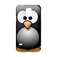 Penguin Birds Aquatic Flightless Samsung Galaxy S5 Hardshell Case