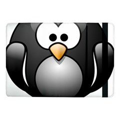 Penguin Birds Aquatic Flightless Samsung Galaxy Tab Pro 10 1  Flip Case