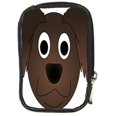 Dog Pup Animal Canine Brown Pet Compact Camera Cases
