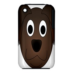 Dog Pup Animal Canine Brown Pet Iphone 3s/3gs