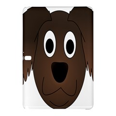 Dog Pup Animal Canine Brown Pet Samsung Galaxy Tab Pro 10 1 Hardshell Case