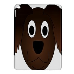 Dog Pup Animal Canine Brown Pet Ipad Air 2 Hardshell Cases