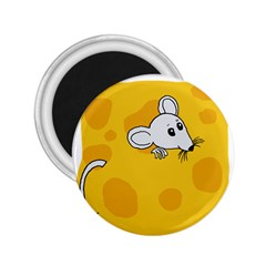 Rat Mouse Cheese Animal Mammal 2 25  Magnets