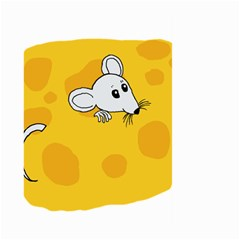 Rat Mouse Cheese Animal Mammal Large Garden Flag (two Sides)