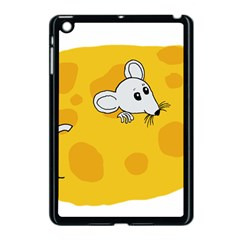 Rat Mouse Cheese Animal Mammal Apple Ipad Mini Case (black)