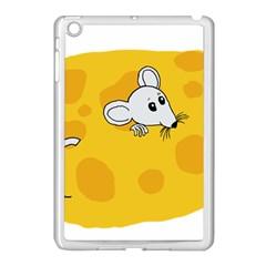 Rat Mouse Cheese Animal Mammal Apple Ipad Mini Case (white)
