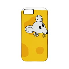 Rat Mouse Cheese Animal Mammal Apple Iphone 5 Classic Hardshell Case (pc+silicone)