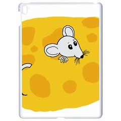 Rat Mouse Cheese Animal Mammal Apple Ipad Pro 9 7   White Seamless Case