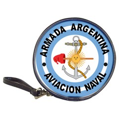 Argentine Naval Aviation Patch Classic 20 Cd Wallets by abbeyz71
