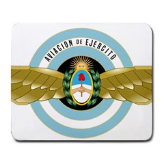 Argentine Army Aviation Badge Large Mousepads by abbeyz71
