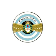 Argentine Army Aviation Badge Hat Clip Ball Marker (4 Pack) by abbeyz71