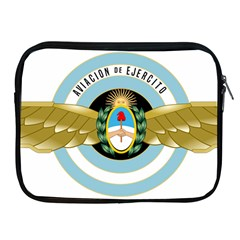 Argentine Army Aviation Badge Apple Ipad 2/3/4 Zipper Cases by abbeyz71