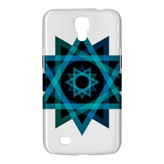Transparent Triangles Samsung Galaxy Mega 6 3  I9200 Hardshell Case