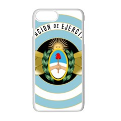 Argentine Army Aviation Badge Apple Iphone 7 Plus Seamless Case (white) by abbeyz71