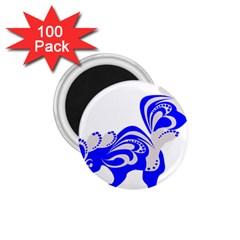 Skunk Animal Still From 1 75  Magnets (100 Pack)