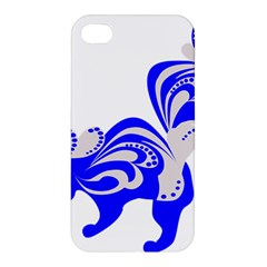 Skunk Animal Still From Apple Iphone 4/4s Premium Hardshell Case
