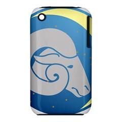 Ram Zodiac Sign Zodiac Moon Star Iphone 3s/3gs