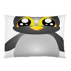 Cute Penguin Animal Pillow Case