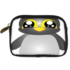 Cute Penguin Animal Digital Camera Cases