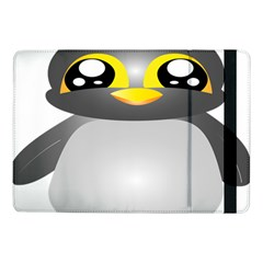 Cute Penguin Animal Samsung Galaxy Tab Pro 10 1  Flip Case