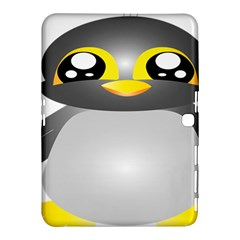 Cute Penguin Animal Samsung Galaxy Tab 4 (10 1 ) Hardshell Case