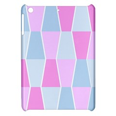 Geometric Pattern Design Pastels Apple Ipad Mini Hardshell Case