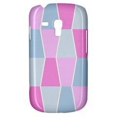 Geometric Pattern Design Pastels Galaxy S3 Mini