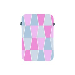 Geometric Pattern Design Pastels Apple Ipad Mini Protective Soft Cases
