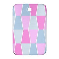 Geometric Pattern Design Pastels Samsung Galaxy Note 8 0 N5100 Hardshell Case