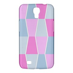 Geometric Pattern Design Pastels Samsung Galaxy Mega 6 3  I9200 Hardshell Case