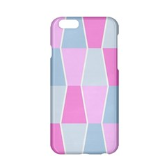Geometric Pattern Design Pastels Apple Iphone 6/6s Hardshell Case