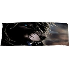 Angry Lion Digital Art Hd Body Pillow Case Dakimakura (two Sides)