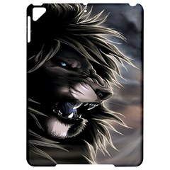 Angry Lion Digital Art Hd Apple Ipad Pro 9 7   Hardshell Case
