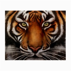 The Tiger Face Small Glasses Cloth (2 Side)